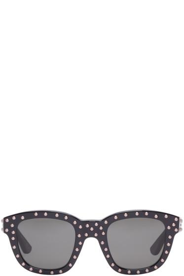 Saint Laurent - Black SL 100 Lou Surf Sunglasses