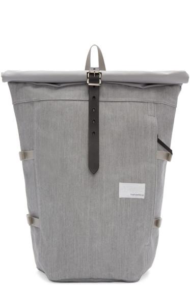 Nanamica - Grey Cycling Backpack