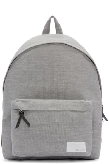 Nanamica - Grey Daypack Backpack