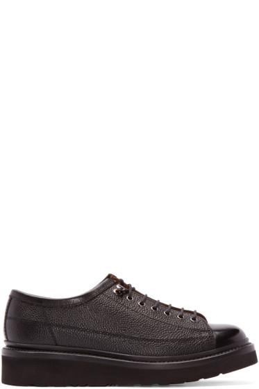 Grenson - Black Inigo Sneakers