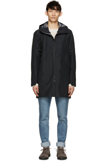 Arc'teryx Veilance - Black Monitor Coat
