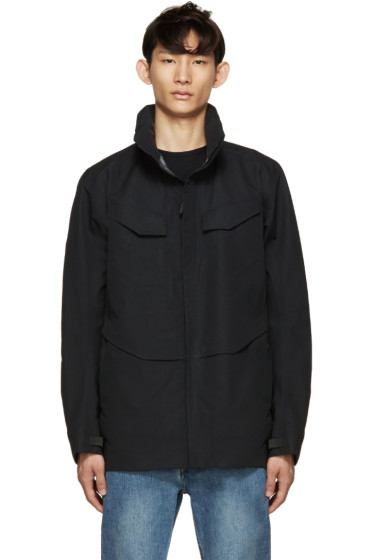 Arc'teryx Veilance - Black Field Jacket