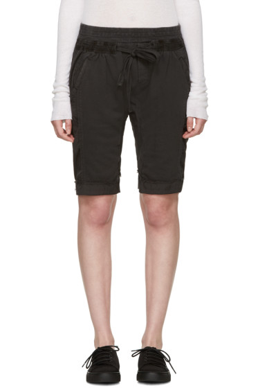 Haider Ackermann - Grey Perth Lounge Shorts