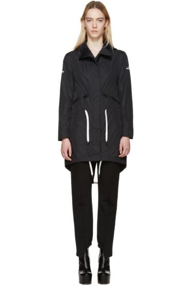 Hood by Air - Black Nylon Refle Jacket