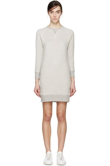 NLST - Grey Pullover Dress