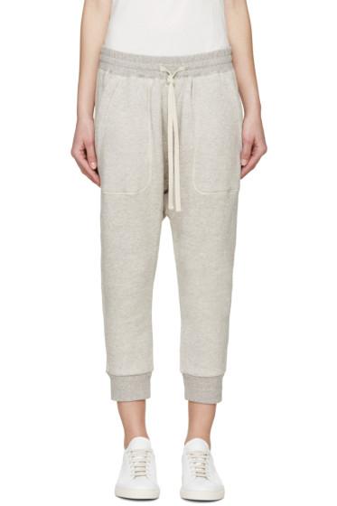 NLST - Grey Sarouel Lounge Pants
