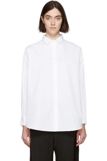 Totême - White Capri Shirt