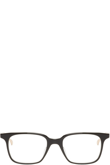 Dita - Black Acetate Birch Glasses