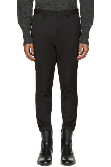 Dsquared2 - Black Hockney Trousers