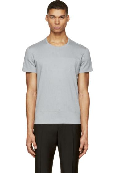 Calvin Klein Collection - Grey Mesh T-Shirt