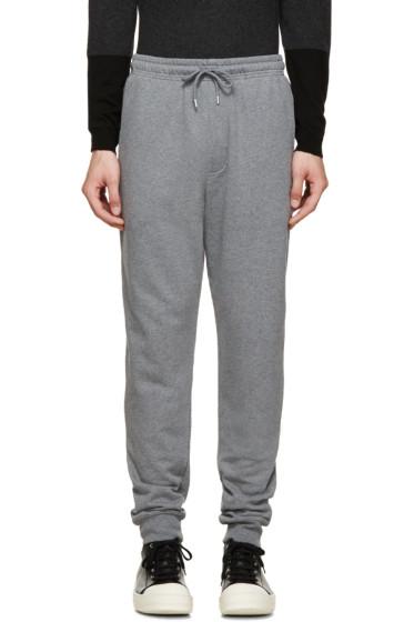 McQ Alexander Mcqueen - Grey Swallow Lounge Pants