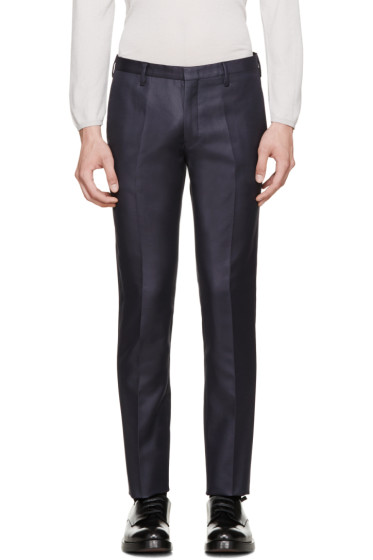 Paul Smith - Navy Suit Trousers