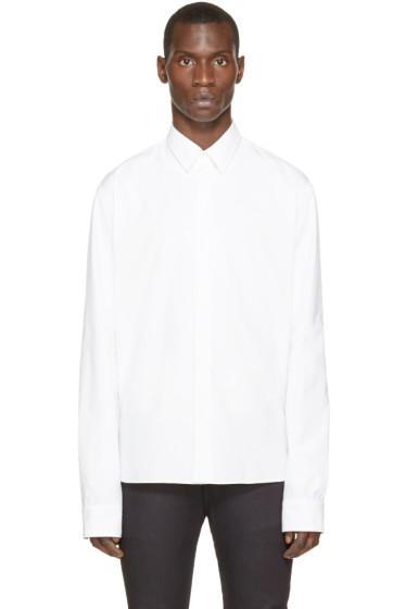 Ann Demeulemeester - White Classic Shirt
