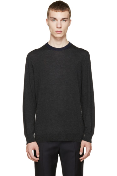 Marni - Grey Knit Sweater