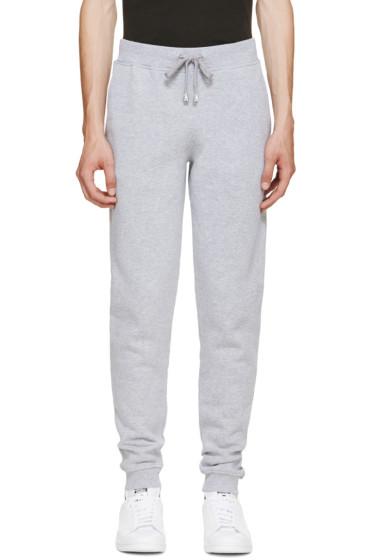 Versus - Grey Drawstring Lounge Pants