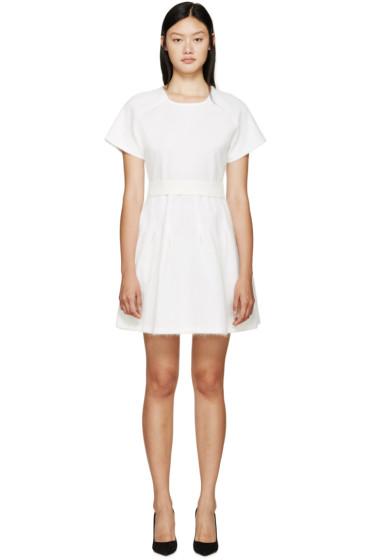 Giambattista Valli - White Angora Dress