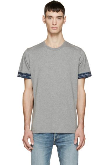 Diesel - Grey T-Marshall T-Shirt