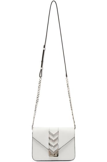 Mackage - White Zed Shoulder Bag