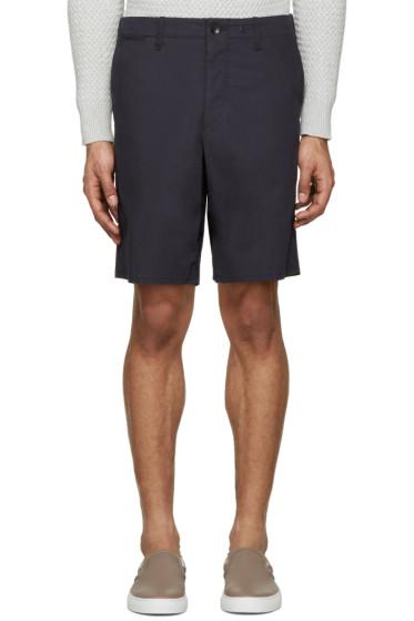 Rag & Bone - Navy Beach Shorts