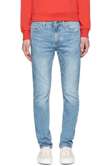 Levi's - Blue Skinny 510 Jeans