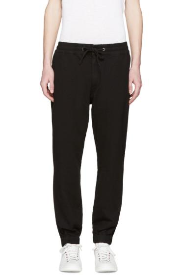 Levi's - Black Drawstring Trousers