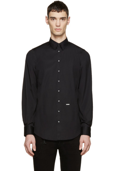 Dsquared2 - Black Carpenter Shirt