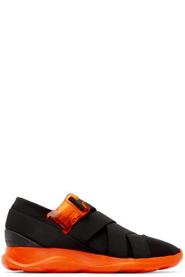 Christopher Kane - Black Ballerina Sneakers