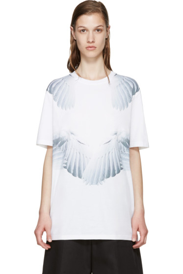 Givenchy - White Wings T-Shirt