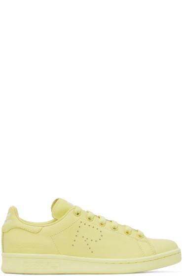 Raf Simons - Yellow Stan Smith adidas by RAF SIMONS Sneakers