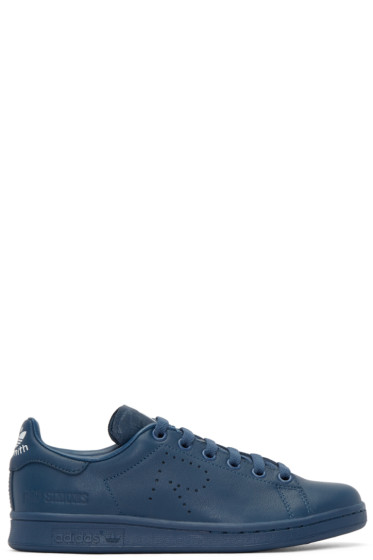 Raf Simons - Navy Stan Smith adidas by RAF SIMONS Sneakers