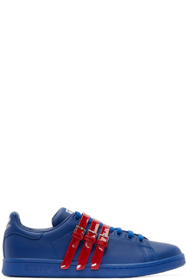 Raf Simons - Blue & Red Stan Smith adidas by RAF SIMONS Sneakers