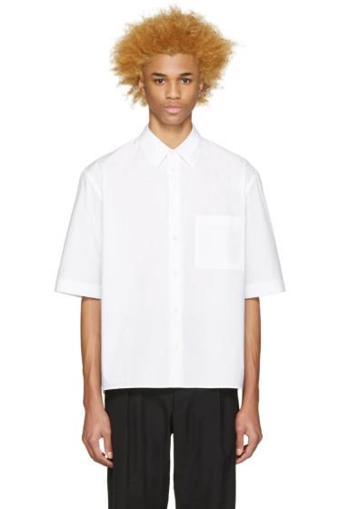 Marni - White Short Sleeve Shirt