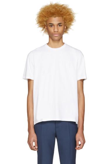 Marni - White Printed Back T-Shirt