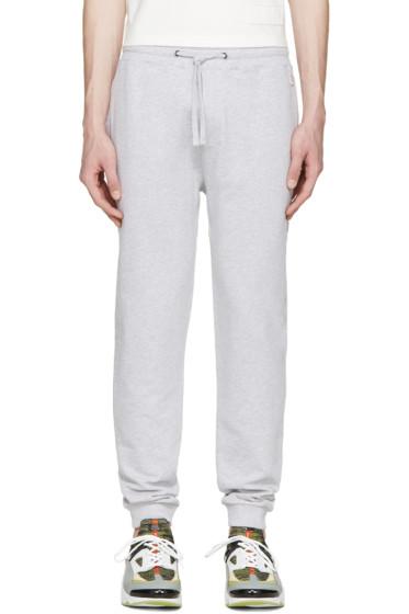 Kenzo - Grey Small Logo Lounge Pants