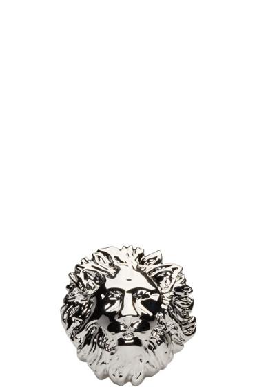 Versus - Silver Lion Ring