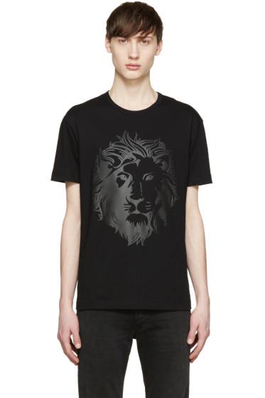 Versus - Black Lion T-Shirt