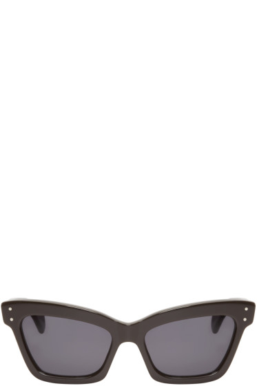 Undercover - Brown Effector Edition Ian Sunglasses