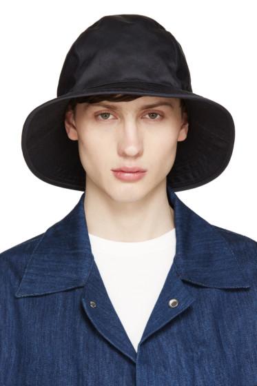 Undercover - Navy Gabardine Bucket Hat
