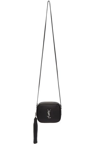 Saint Laurent - Black Monogram Toy Blogger Bag