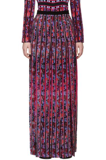 Mary Katrantzou - Multicolor Gardenia Acti Skirt