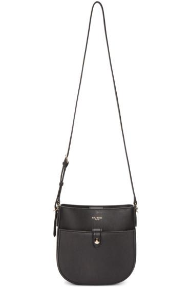 Nina Ricci - Black Leather Hirondelle Bag