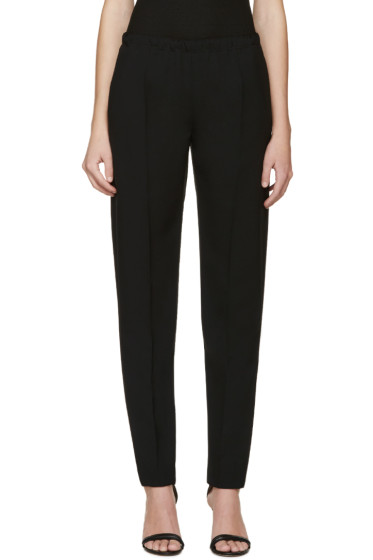Calvin Klein Collection - Black Francklyn Trousers