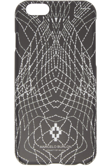 Marcelo Burlon County of Milan - Black Tarija iPhone 6 Case