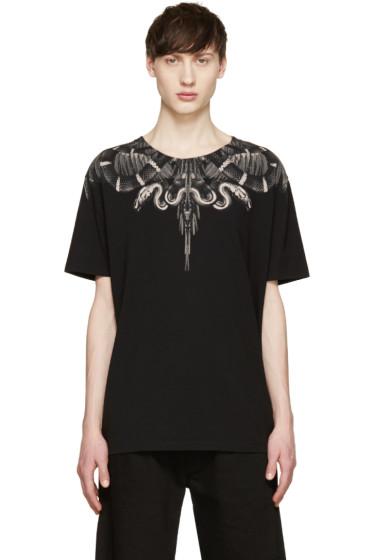 Marcelo Burlon County of Milan - Black Moa T-Shirt