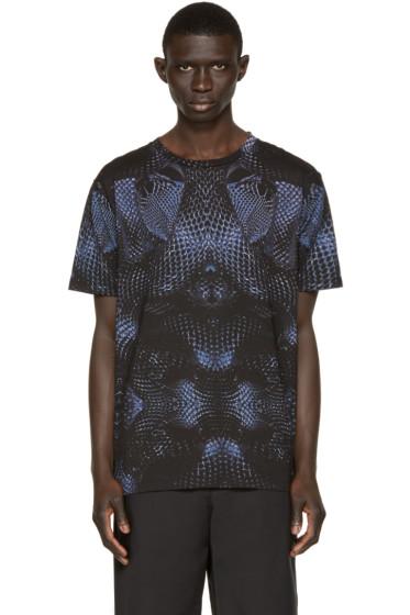 Marcelo Burlon County of Milan - Black Potosi T-Shirt