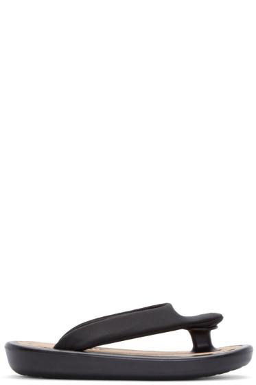 Eytys - Black Jojo Edition Sandals