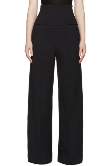 Lemaire - Blue Wide-Leg Lounge Pants