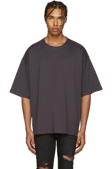 Fear of God - Black Inside/Out T-Shirt