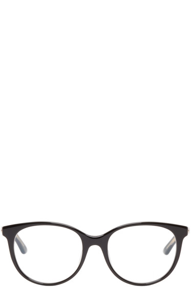 Dior - Black Montaigne 16 Optical Glasses