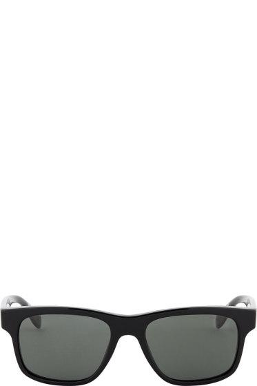 Oliver Peoples - Black Becket Sunglasses